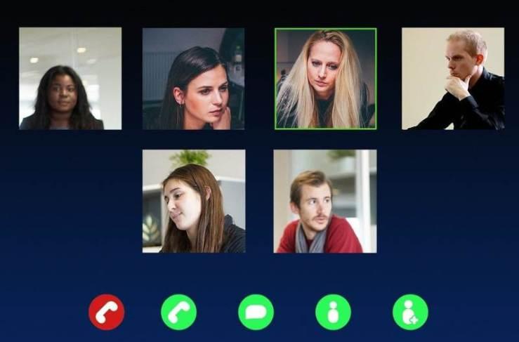 Zoom Alternative, Video-Chat Service