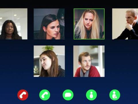 Zoom Alternative, Video-Chat Service