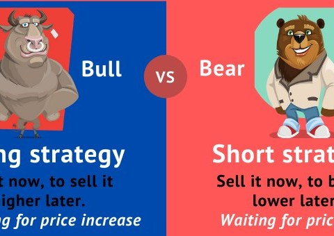 Infographics: Bull vs. Bear, Long vs. Short Strategies