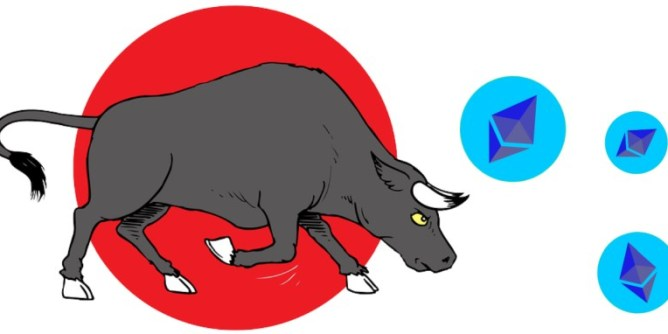 Bull Chasing Ethereum. Wil lThe Bull Market Continue?