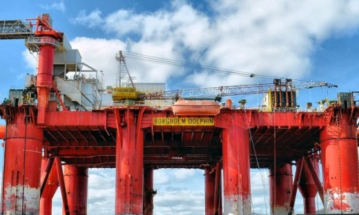 Crude Oil Platform