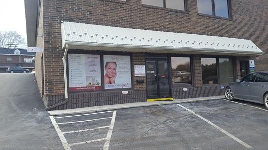 AgeLess InSkin Laser & Body Front of Office
