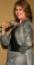 Humorist Kay Frances