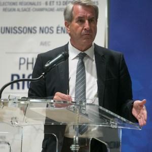 Philippe Richert, président ACAL