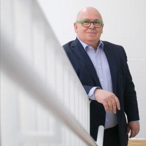 Denis Hommel, maire de Hoffendorf, président du SDEA