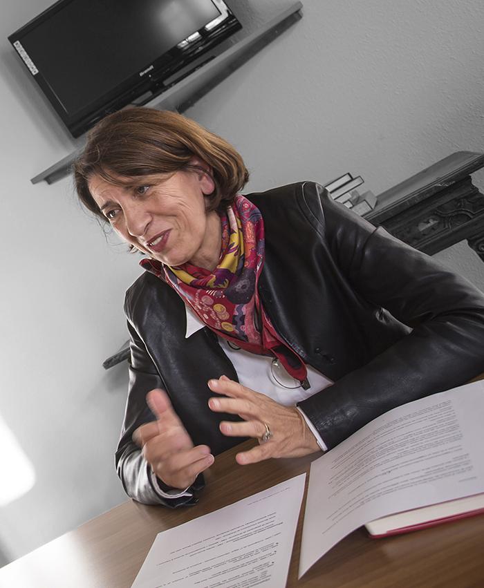 Nadia Idiri, nouvelle sous préfète chargée de la politique