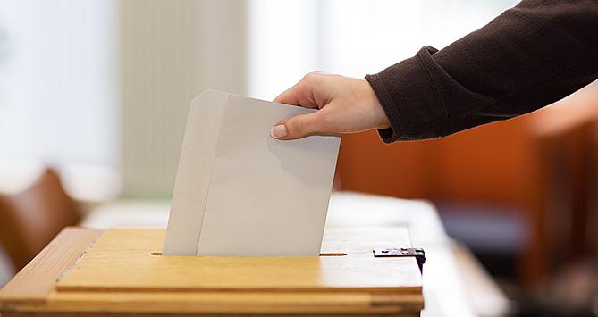 Election ou référendum en Suisse