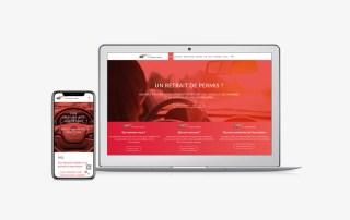 Création site internet association WordPress