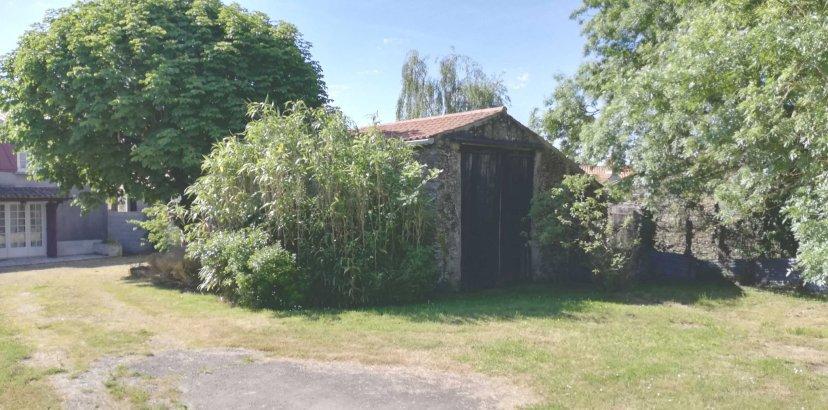 La Garnache - Grange 90 m2 environ à La Garnache - ELIOT IMMOBILIER CHALLANS