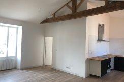 Centre ville - Appartement 3 chambres 76 m2 à Challans - Eliot Immobilier Challans