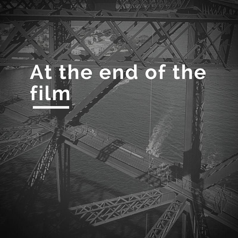 At the end of the film - Musique libre de droit - Agence Enregistrer Sous