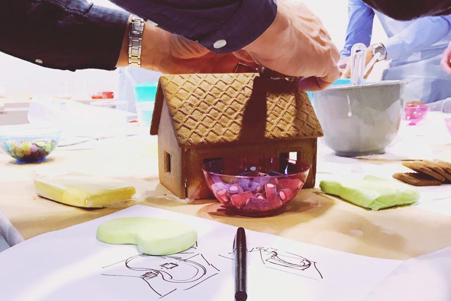 creation de maison en pain d epice
