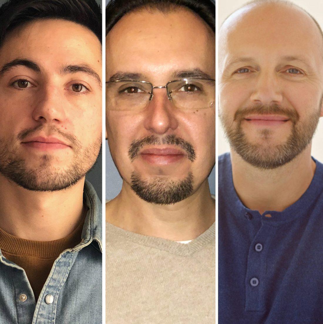 et… Jérémy, Ludo, Bruno, Laurent…