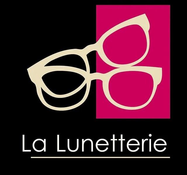 Réalisation logo lunetterie à saint sever landes