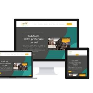 Site internet EQUICER