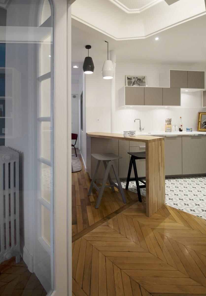 Design Nordique Double Sjour Art Dco