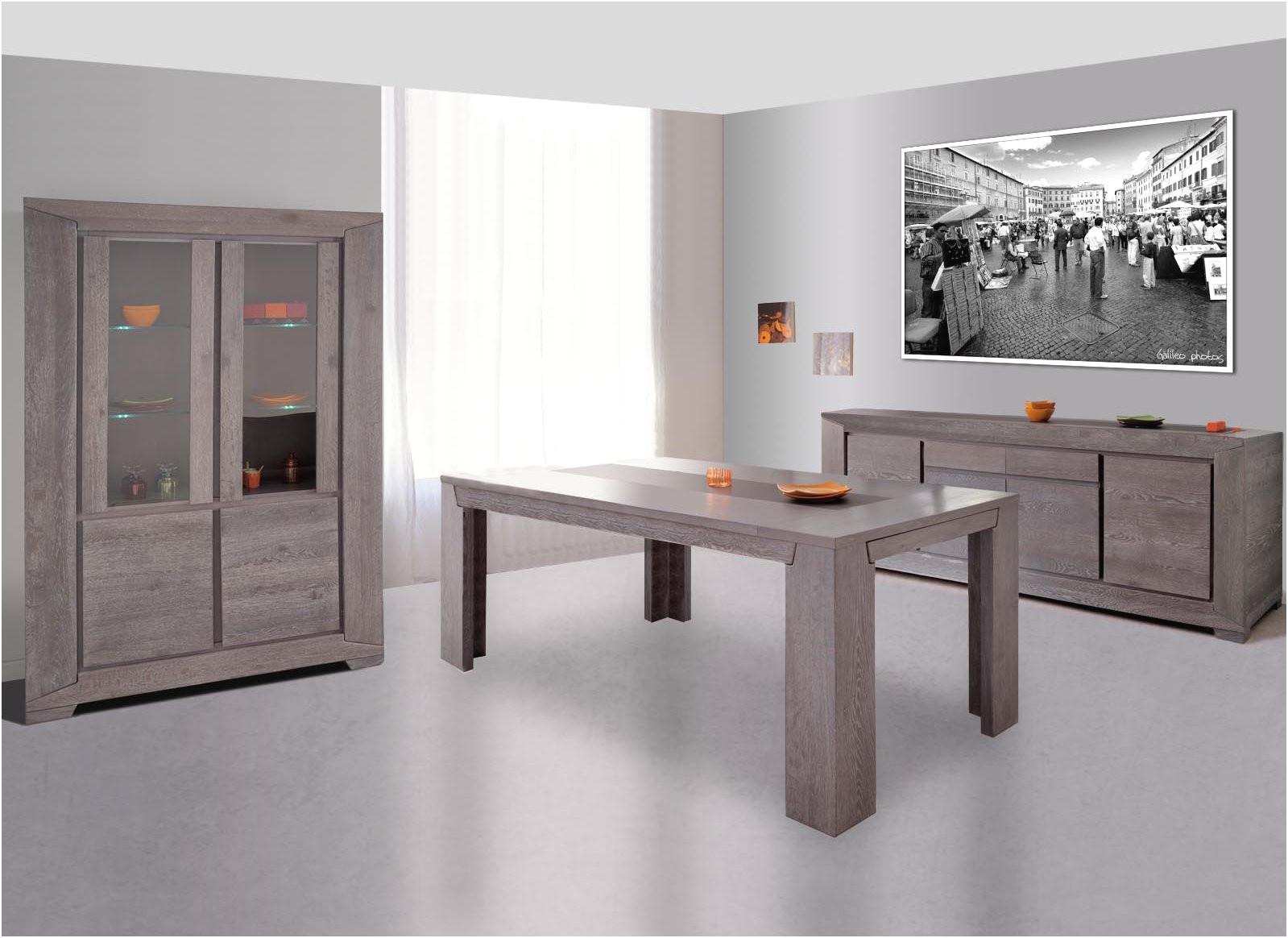 12 classique salle a manger blanc laque
