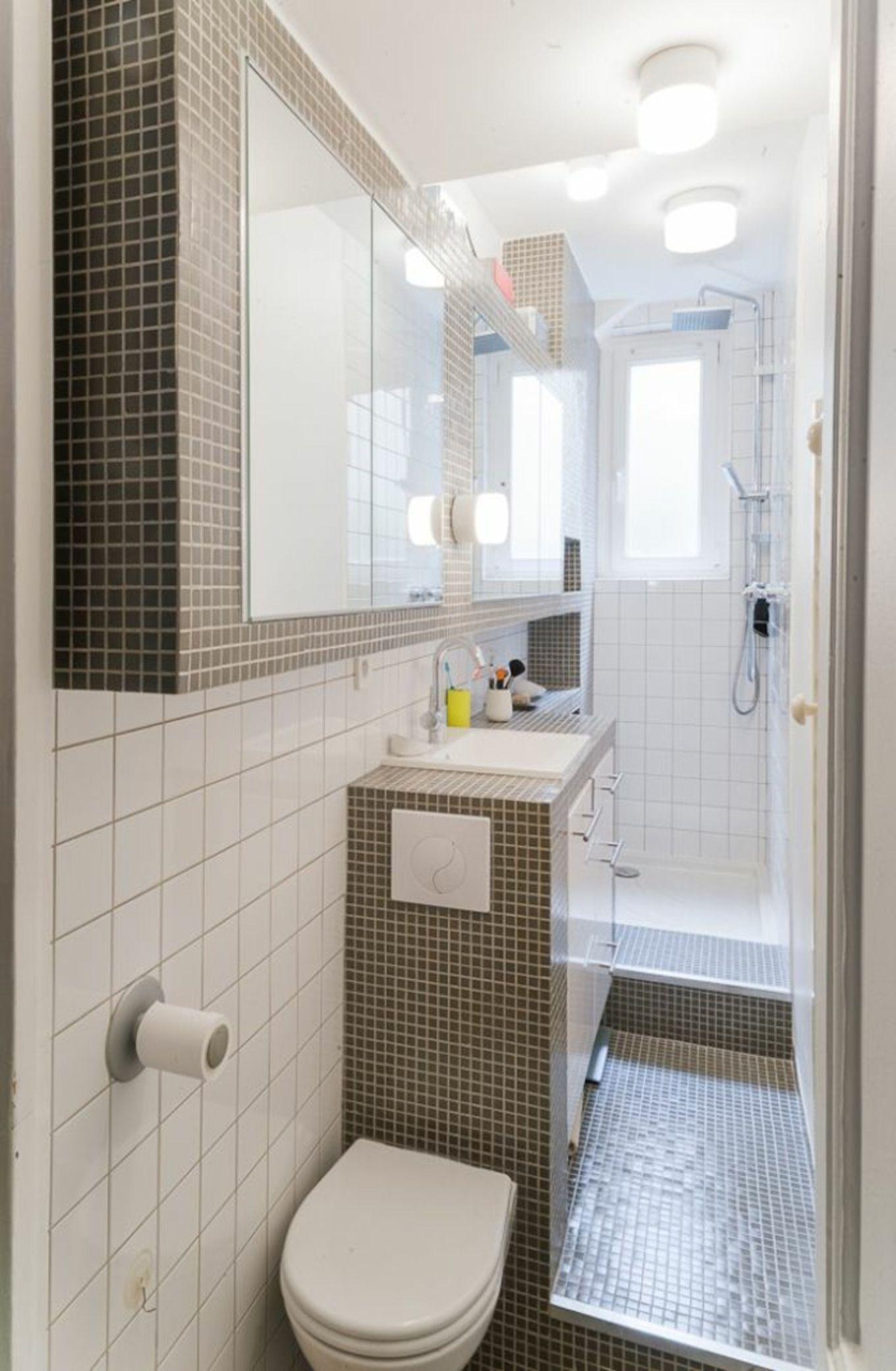petite salle de bain amenagement petite
