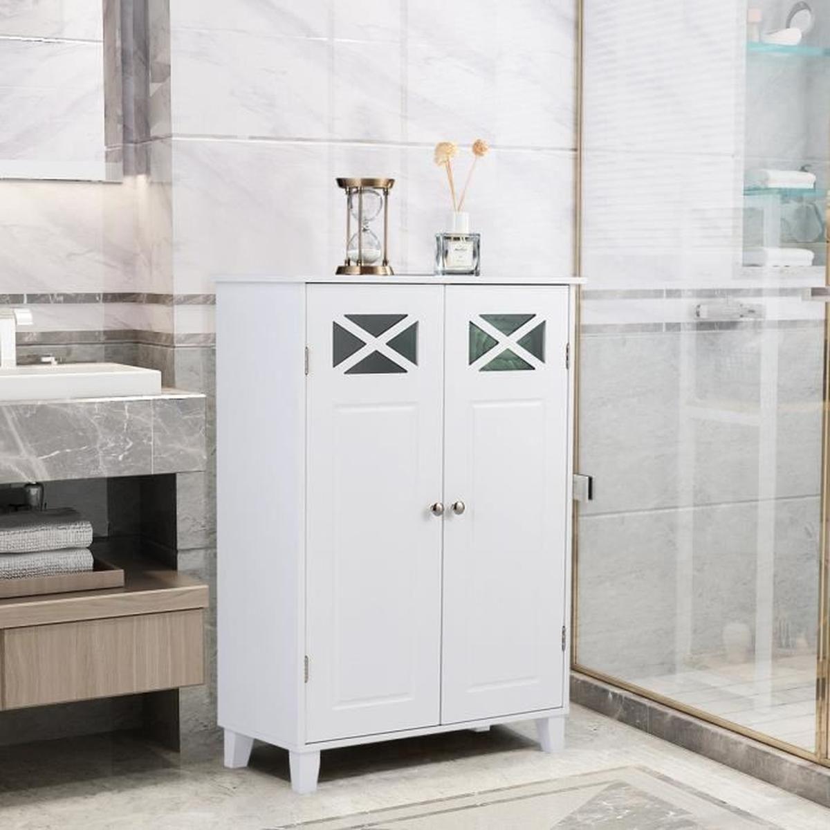 Meuble De Rangement Bas Blanc Salle De Bain Avec Meuble Salle De Bain Pas Cher Belgique Agencecormierdelauniere Com