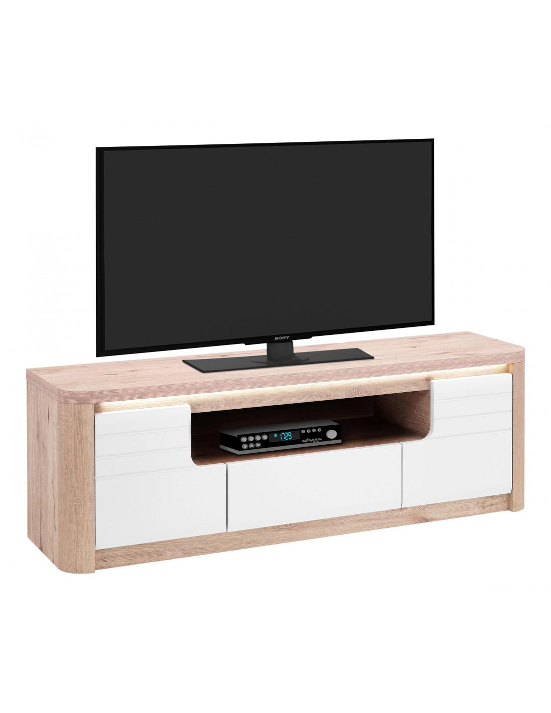 blanc meuble tv but a but meubles tv
