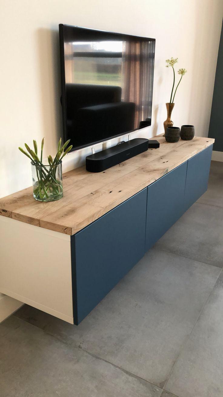 المزيد والمزيد حافز نافورة meuble tele ikea noir