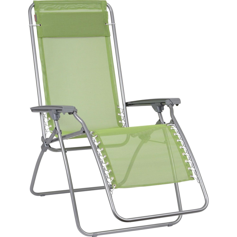 relax lafuma leclerc interieur chaise