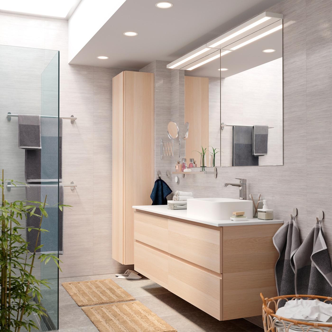 bains ikea concernant meuble salle
