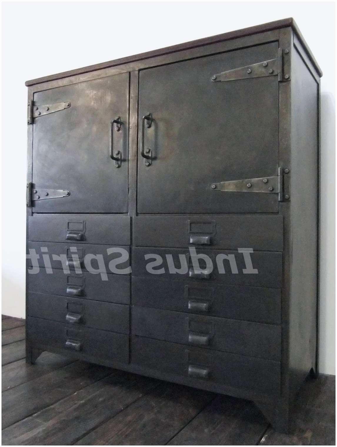armoire industrielle pas cher unique