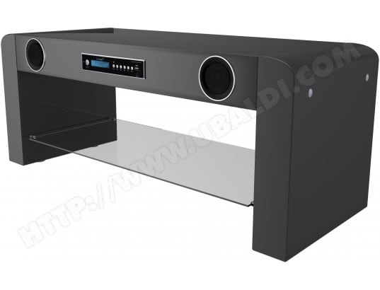 مؤتمر ممتن تابعنا meuble tv avec enceinte integre conforama