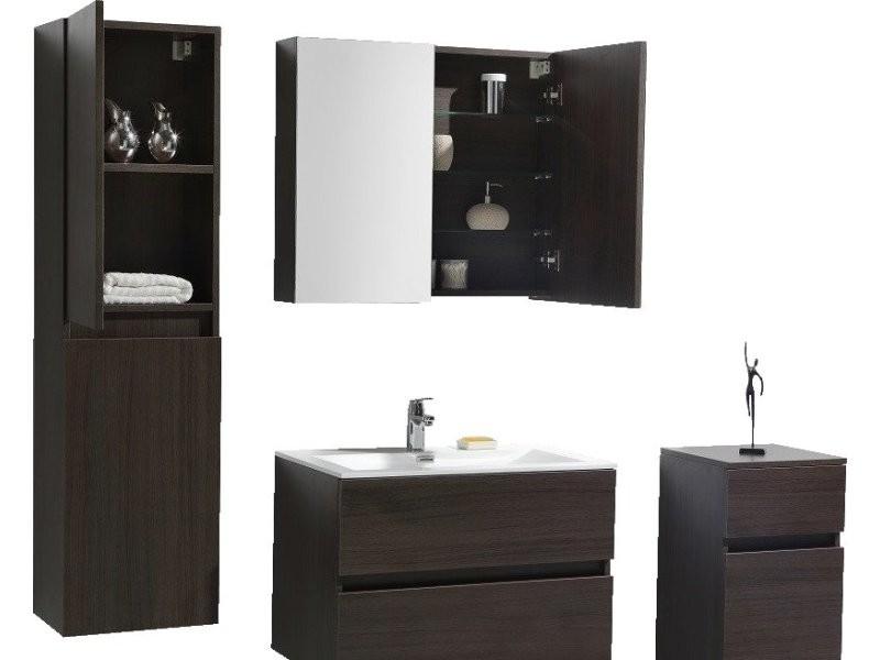 Armoire De Toilette Bloc Miroir Siena Largeur 80 Cm Chene A Armoire De Toilette Sans Miroir Agencecormierdelauniere Com Agencecormierdelauniere Com