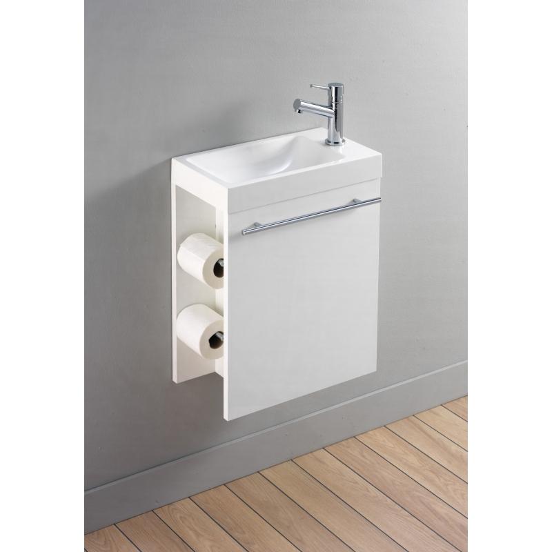 Lave Mains Wc Blanc Meuble Distributeur De Papier Toilette Dedans Distributeur Papier Toilette Ikea Agencecormierdelauniere Com