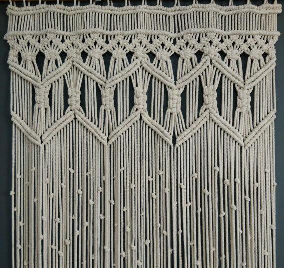 rideaux dentelle ancienne ou