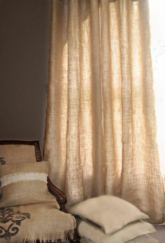 importe quelle couleur ou motif rideaux