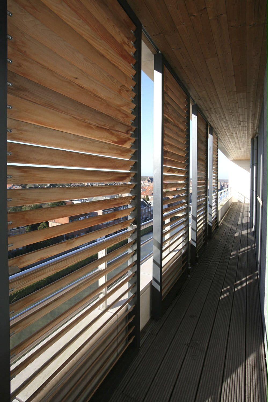 panneau bois facade et exterieur en