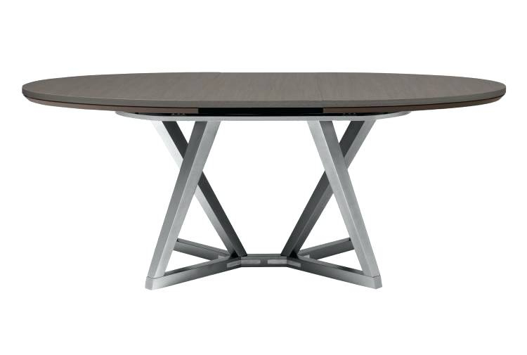 table cuisine moderne ovale atwebster