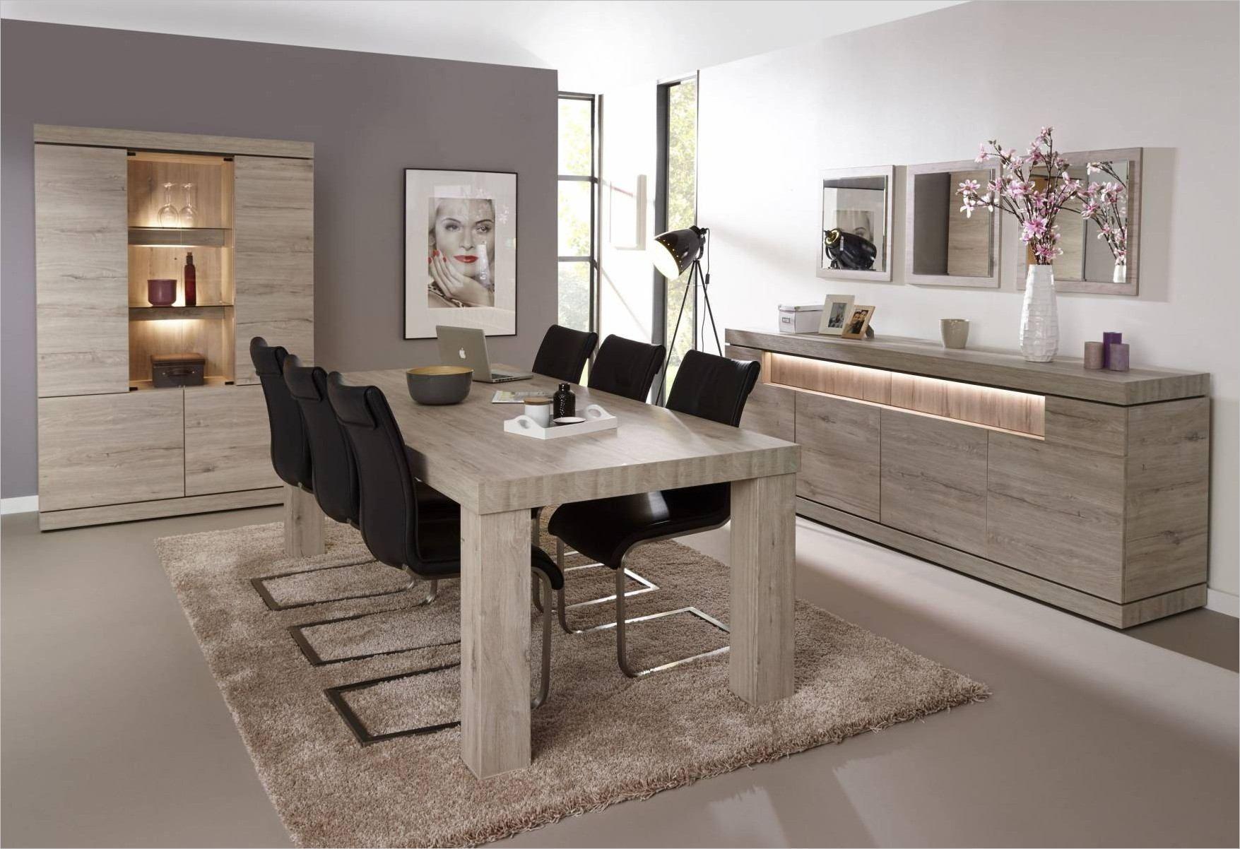 bois clair moderne but dining room
