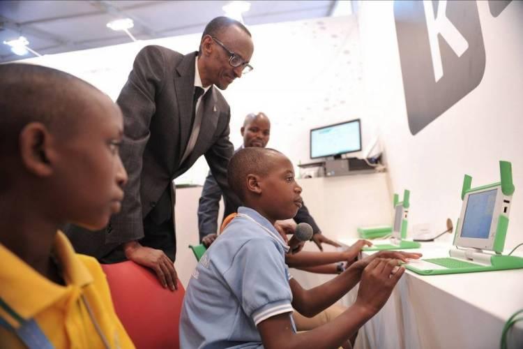 5 Paul Kagame