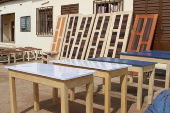 fabrique des meubles
