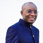 Maître Florent Mounguengui, nouveau président des huissiers de justice du Gabon