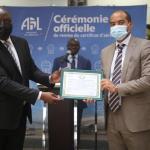 Gabon : L'Aéroport de Libreville reçoit un certificat d'aérodrome