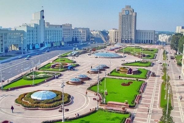 etudier en bielorussie, bourse de la bielorussie