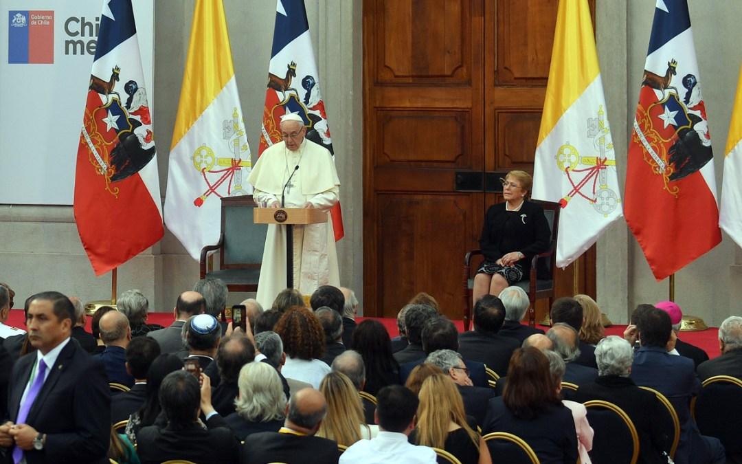 Chile: Papa critica «vergonha» dos abusos sexuais que envolve Igreja Católica no país