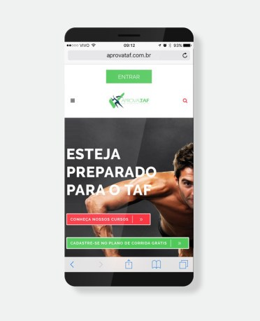 Blank Agência Criativa - E-Commerce / Loja Virtual - Aprovataf