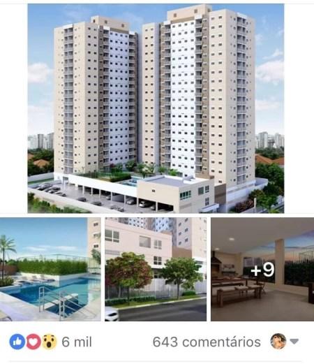 Marketing imobiliário nas redes sociais