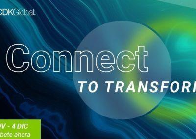 Evento virtual «Connect to Transform»