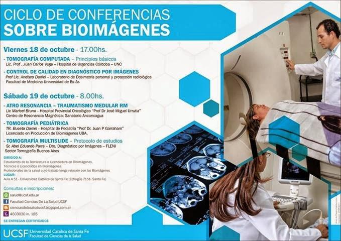 Ciclo de Conferencias sobre Gerontología y Ciclo de Conferencias sobre Bioimágenes