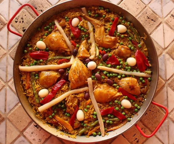Culinária da Espanha
