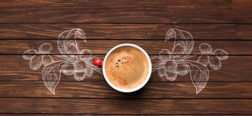 café decorado