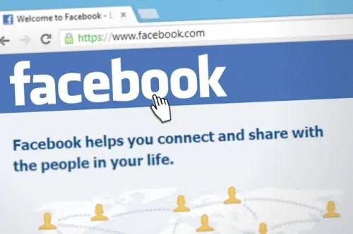 Facebook Web