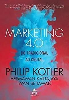 livro marketing 4.0 philip kotler